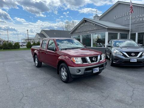 2007 Nissan Frontier for sale at Empire Alliance Inc. in West Coxsackie NY