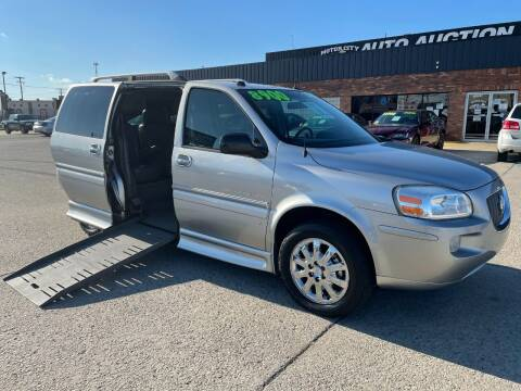 2006 Buick Terraza for sale at Motor City Auto Auction in Fraser MI