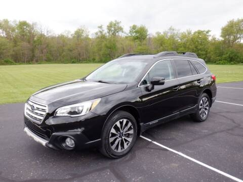 2016 Subaru Outback for sale at MIKES AUTO CENTER in Lexington OH