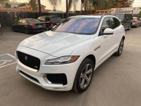 2017 Jaguar F-PACE for sale at E.T. Auto Sales Inc. in El Monte CA