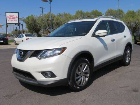 2015 Nissan Rogue for sale at Low Cost Cars North in Whitehall OH