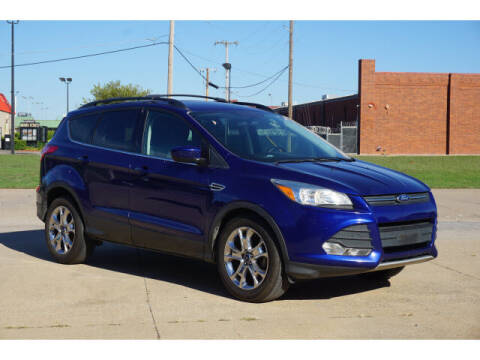 2015 Ford Escape for sale at Autosource in Sand Springs OK
