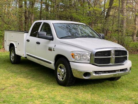 2007 Dodge Ram Pickup 3500 for sale at Choice Motor Car in Plainville CT