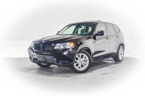 2012 BMW X3 for sale at CarXoom in Marietta GA