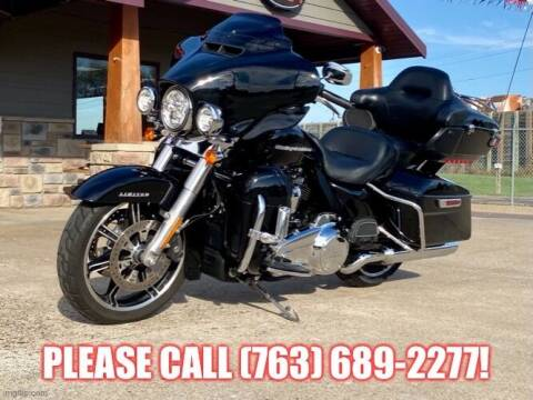 2020 Harley-Davidson ULTRA CLASSIC LIMITED for sale at Affordable Auto Sales in Cambridge MN