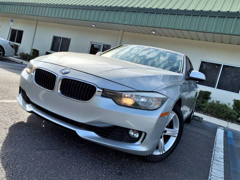 2013 BMW 3 Series for sale at Fisher Motor Group LLC in Bradenton FL