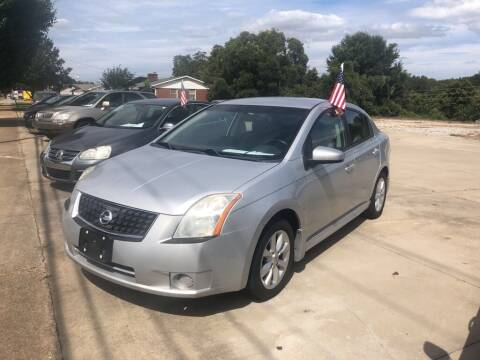 2011 Nissan Sentra for sale at Mikes Auto Sales INC in Forest City NC