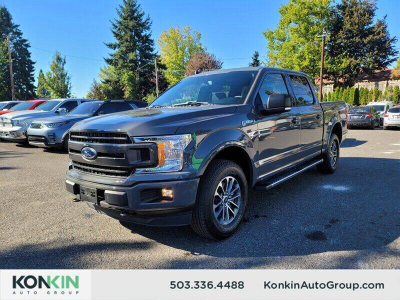 2020 Ford F-150 for sale in Portland, OR