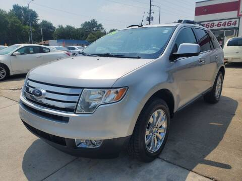 2009 Ford Edge for sale at Quallys Auto Sales in Olathe KS