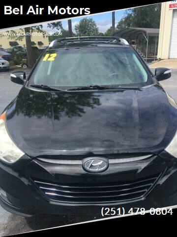 2012 Hyundai Tucson for sale at Bel Air Motors in Mobile AL