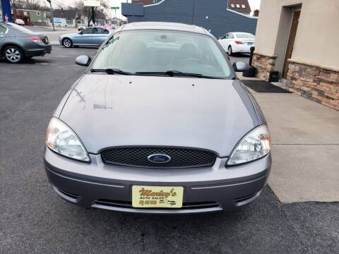2007 Ford Taurus for sale at Marley's Auto Sales in Pasadena MD