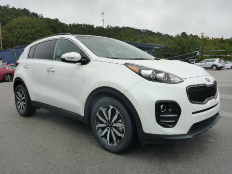 2019 Kia Sportage for sale at Viles Automotive in Knoxville TN