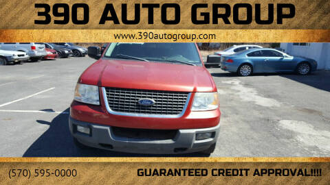 2003 Ford Expedition for sale at 390 Auto Group in Cresco PA
