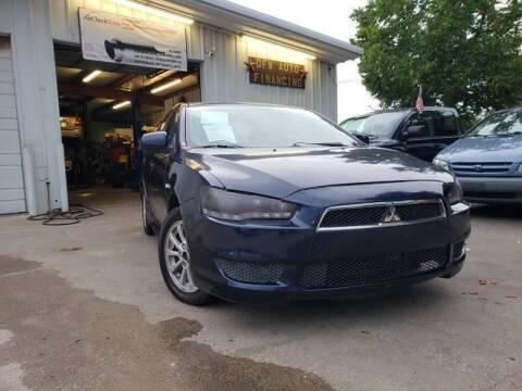 2013 Mitsubishi Lancer for sale at Bad Credit Call Fadi in Dallas TX