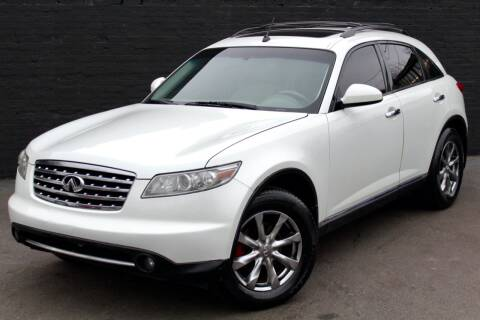 2008 Infiniti FX35 for sale at Kings Point Auto in Great Neck NY