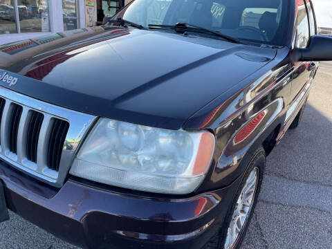 2004 Jeep Grand Cherokee for sale at Best Buy Auto Sales in Hesperia CA
