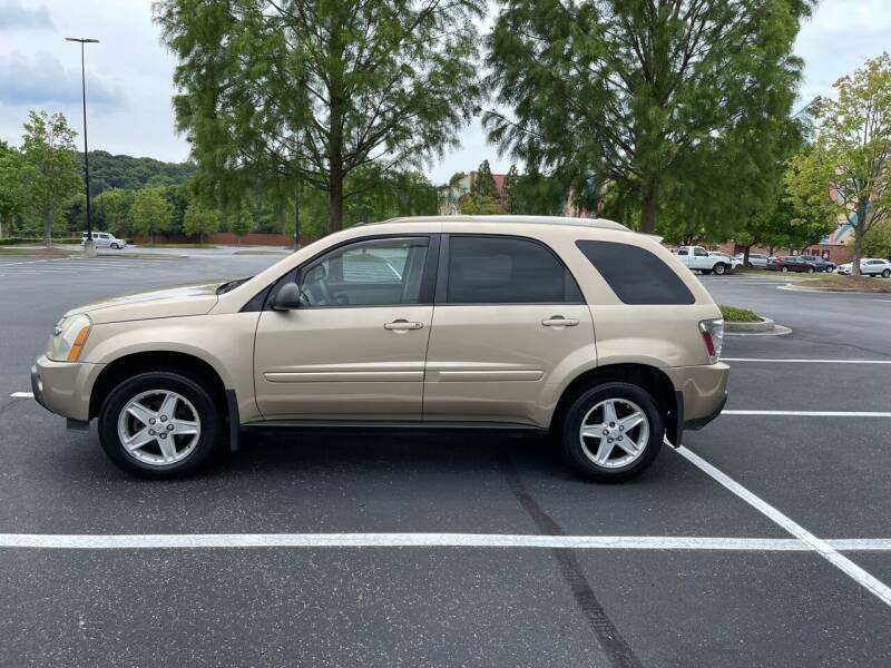 2005 Chevrolet Equinox for sale at Knoxville Wholesale in Knoxville TN