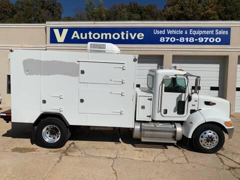 2014 Peterbilt 337 for sale at V Automotive in Harrison AR