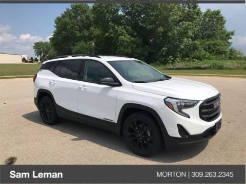 2020 GMC Terrain for sale at Sam Leman CDJRF Morton in Morton IL