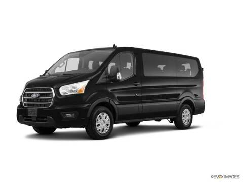 2020 Ford Transit Passenger for sale at TETERBORO CHRYSLER JEEP in Little Ferry NJ