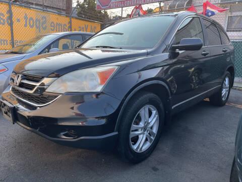 2011 Honda CR-V for sale at Cypress Motors of Ridgewood in Ridgewood NY