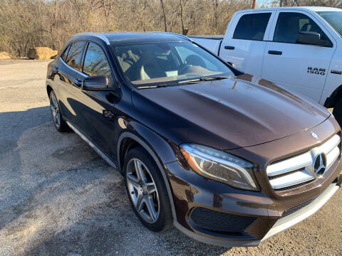 2015 Mercedes-Benz GLA for sale at Ol Mac Motors in Topeka KS