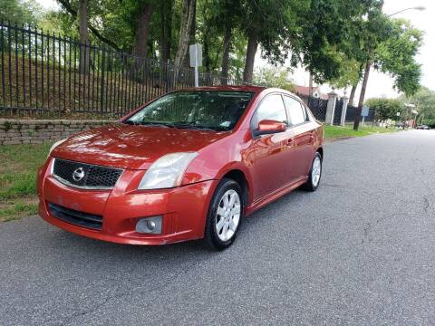 2010 Nissan Sentra for sale at Innovative Auto Group in Little Ferry NJ