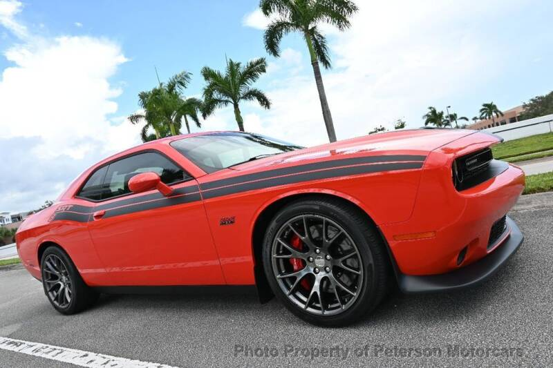 2016 Dodge Challenger for sale at MOTORCARS in West Palm Beach FL
