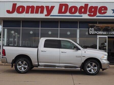2013 RAM Ram Pickup 1500 for sale at Jonny Dodge Chrysler Jeep in Neligh NE