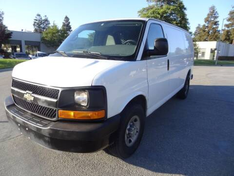 2012 Chevrolet Express Cargo for sale at Star One Imports in Santa Clara CA