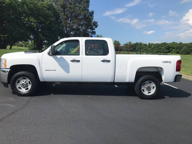 2014 Chevrolet Silverado 2500HD for sale at Bob's Motors in Washington DC