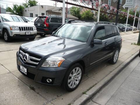 2011 Mercedes-Benz GLK for sale at CAR CENTER INC in Chicago IL