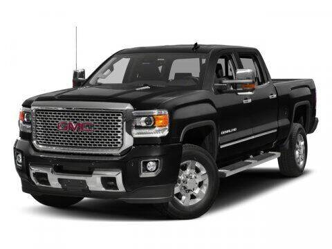 2016 GMC Sierra 3500HD for sale at QUALITY MOTORS in Salmon ID