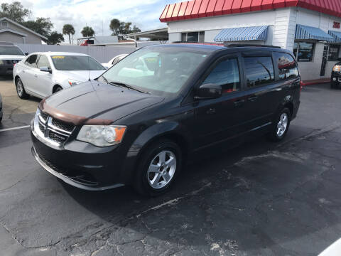 2012 Dodge Grand Caravan for sale at Riviera Auto Sales South in Daytona Beach FL