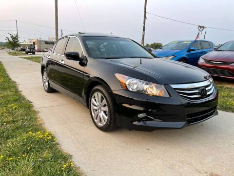 2011 Honda Accord for sale at Wyss Auto in Oak Creek WI
