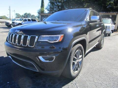 2017 Jeep Grand Cherokee for sale at Lewis Page Auto Brokers in Gainesville GA
