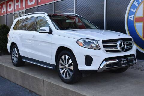 2018 Mercedes-Benz GLS for sale at Alfa Romeo & Fiat of Strongsville in Strongsville OH