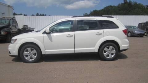 2012 Dodge Journey for sale at Pepp Motors - Superior Auto in Negaunee MI