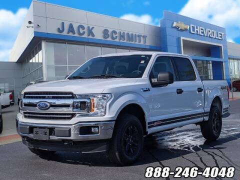 2018 Ford F-150 for sale at Jack Schmitt Chevrolet Wood River in Wood River IL