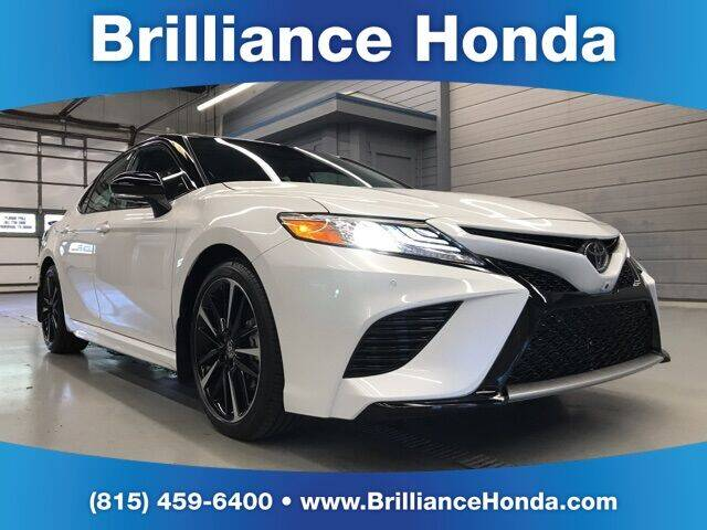 2020 Toyota Camry for sale in Crystal Lake, IL
