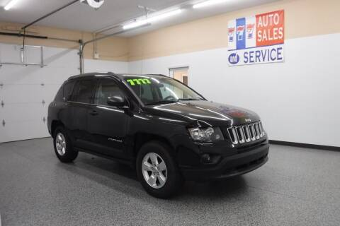 2014 Jeep Compass for sale at 777 Auto Sales and Service in Tacoma WA