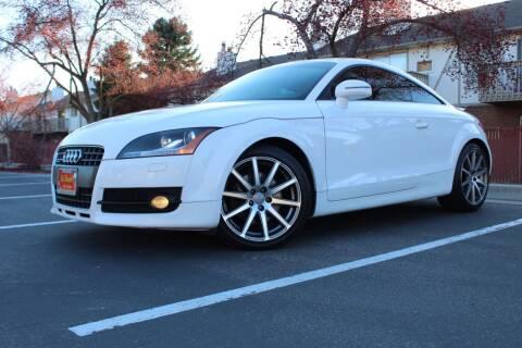 2009 Audi TT for sale at ALIC MOTORS in Boise ID