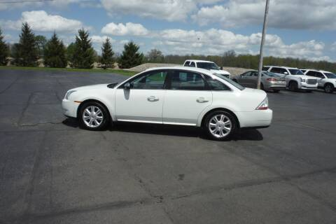 2009 Mercury Sable for sale at Bryan Auto Depot in Bryan OH