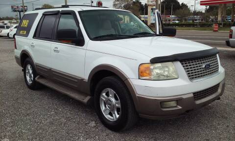 2004 Ford Expedition for sale at Pinellas Auto Brokers in Saint Petersburg FL