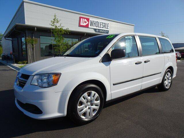 2015 Dodge Grand Caravan for sale at Wholesale Direct in Wilmington NC