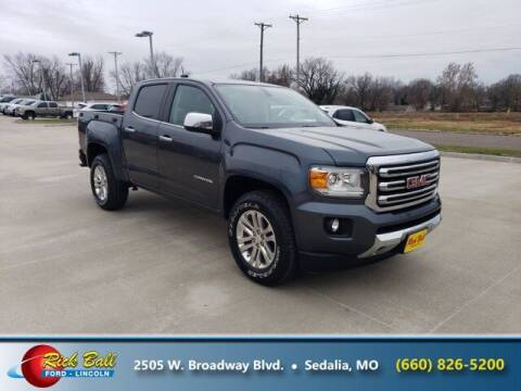 2015 GMC Canyon for sale at RICK BALL FORD in Sedalia MO