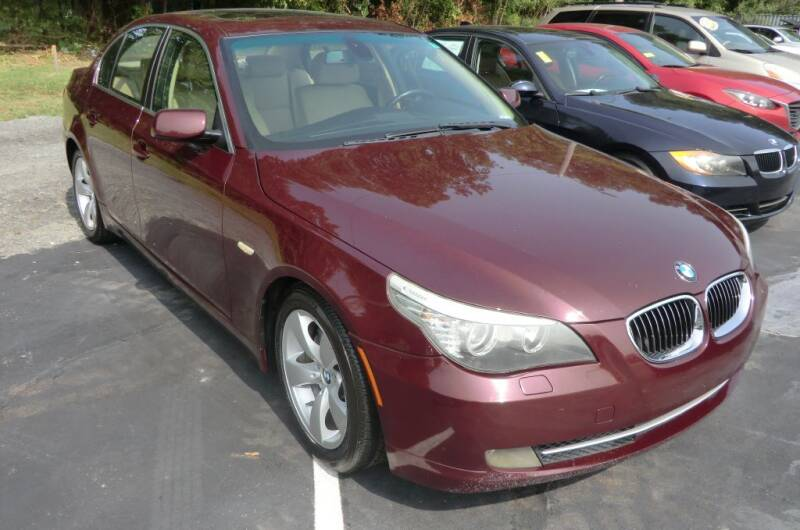 2008 BMW 5 Series for sale at Glory Motors in Rock Hill SC