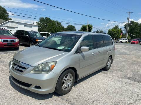 2005 Honda Odyssey for sale at US5 Auto Sales in Shippensburg PA