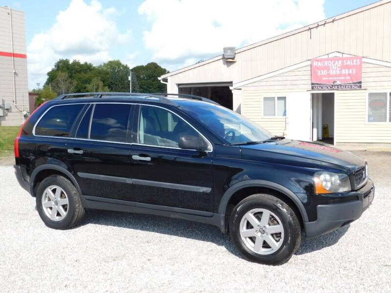 2006 Volvo XC90 for sale at Macrocar Sales Inc in Akron OH