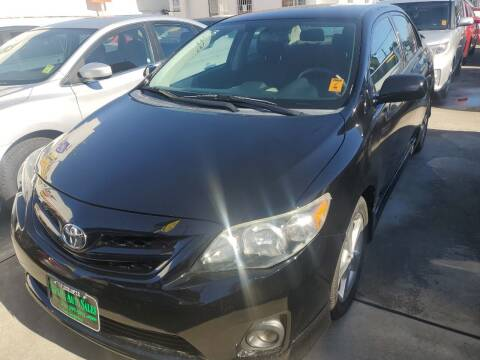 2013 Toyota Corolla for sale at Express Auto Sales in Los Angeles CA